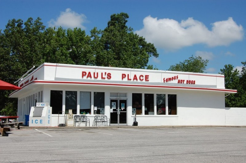 Pauls Place Hot Dogs