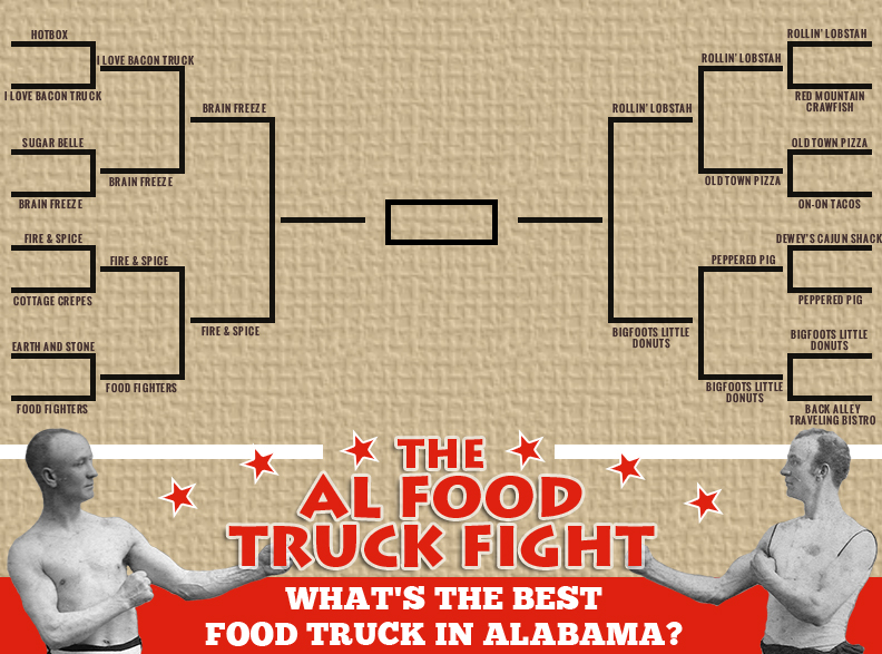 Alabama Food Truck Wars Rd3